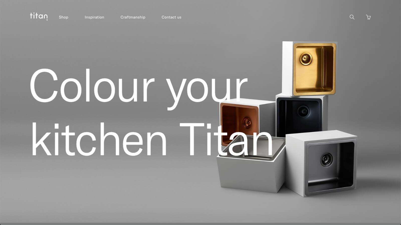 Titan Sinkware