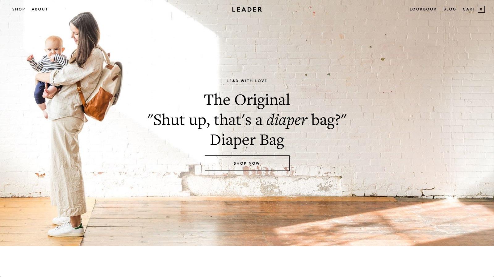 Leader Bag Co